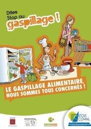 Guide Anti Gaspillage - Environnement - Artois Comm.