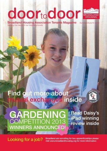 Summer/Autumn 2013 - Broadland Housing Association