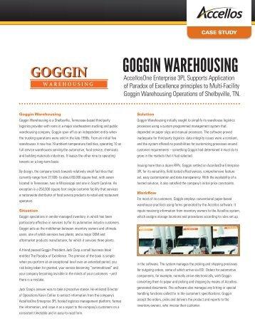 Goggin Warehousing-v1.indd - Accellos