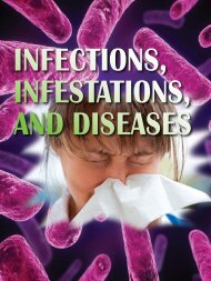 Infections, Infestations, and Diseases - Rourke Publishing eBook ...