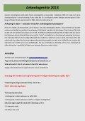 Information om program, boende, anmälan etc - Institutionen för ... - Page 2
