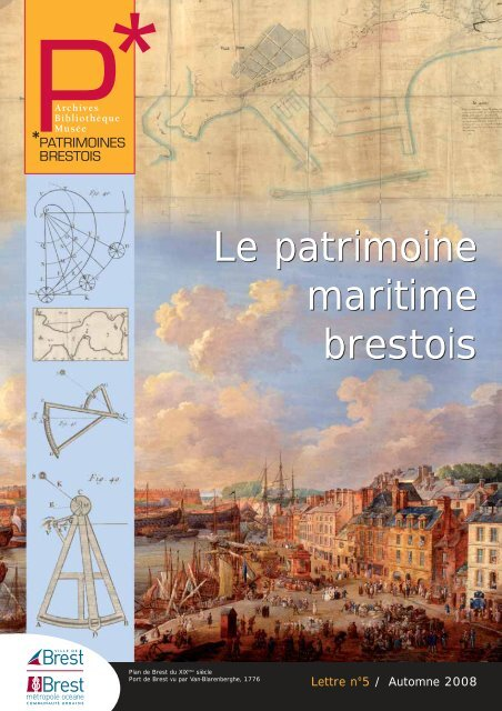 Le patrimoine maritime brestois Le patrimoine maritime ... - Wiki-Brest