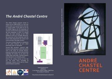 André CHAstel Centre - Centre André Chastel