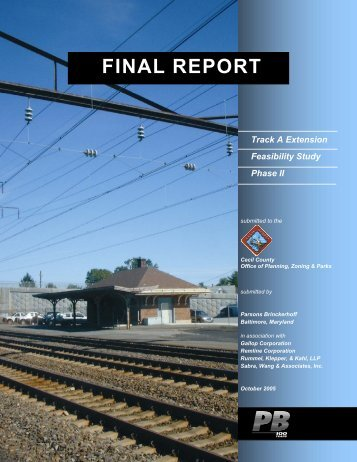 FINAL REPORT - Wilmapco