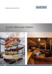 Suomen Merimuseo Vellamo - Kasten