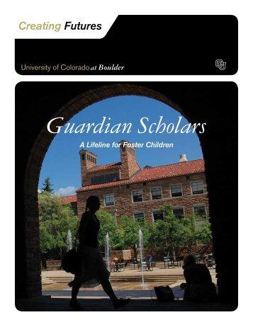 Guardian Scholars - University of Colorado Foundation