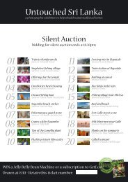Download Auction Sheet - Photography by Ewen Bell