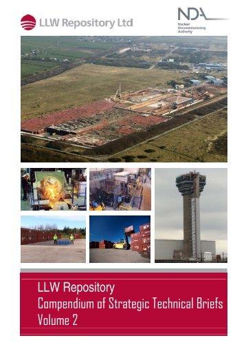 Compendium of Strategic Technical Briefs Volume 2 - Low Level ...