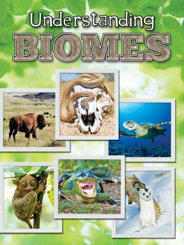 Understanding Biomes - Rourke Publishing eBook Delivery System