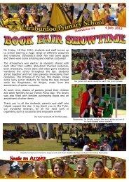 Newsletter #4 - 4 July 2012 - Paraburdoo Primary School
