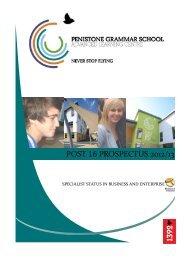 sixth form prospectus 2012 2013 - Hays