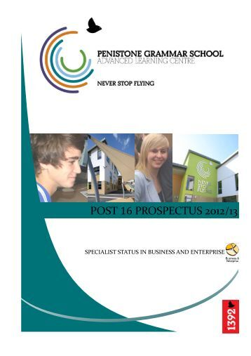sixth form prospectus 2012 2013 - Hays