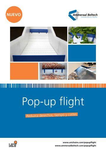 Pop-up flight - UNI Chain
