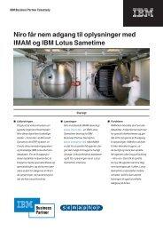 IBM Case Study - Semaphor