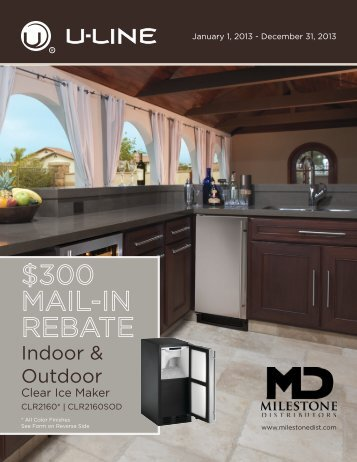 Indoor & Outdoor - Milestone Distributors
