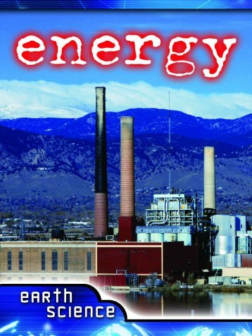 Energy - Rourke Publishing eBook Delivery System