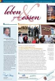 20 Jahre Cateringservice - bei der Frank Schwarz Gastro Group in ...