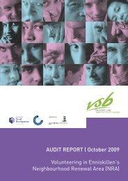 Neighbourhood Renewal Audit Fermanagh 2009 - Volunteer Now