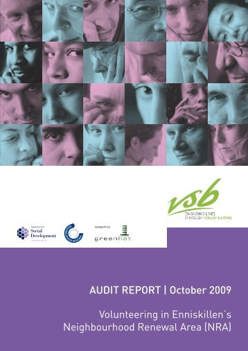 Neighbourhood Renewal Audit Fermanagh 2009 - Volunteer Now