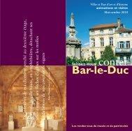 Mai-octobre 2010 - Villes et Pays d'art et d'histoire