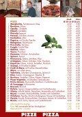 Speisekarte für zu Hause - Pizzeria Amalfi II - Seite 2