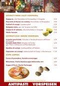 Speisekarte für zu Hause - Pizzeria Amalfi II - Seite 4