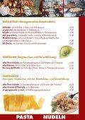 Speisekarte für zu Hause - Pizzeria Amalfi II - Seite 7