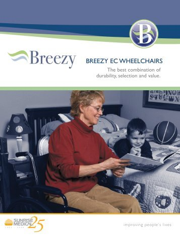 BREEZY EC WHEELCHAIRS