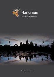 Hanuman Brochure