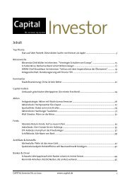 CAPITAL Investor Nr. 10/2012