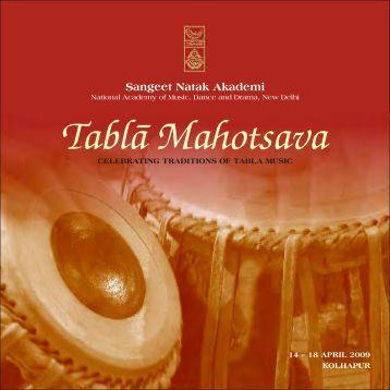 Tabla Mahotsava - Sangeet Natak Akademi
