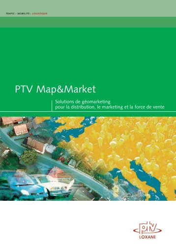 PTV Map&Market