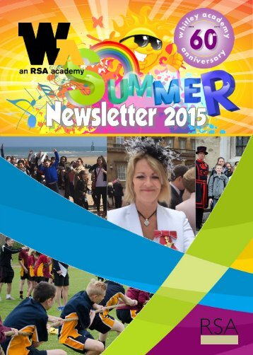 Summer 2015 Newsletter 2