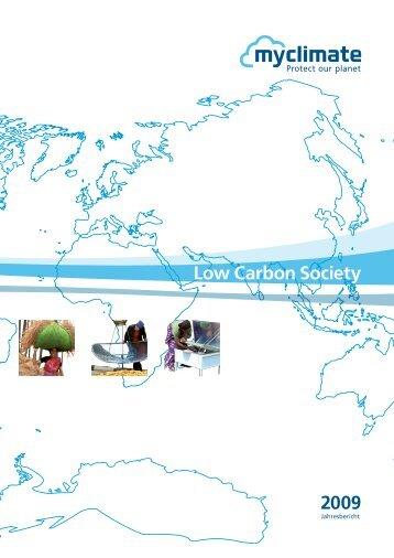 Klimaschutzprojekte - MyClimate