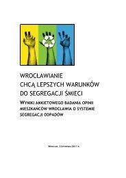 Raport z badania - Ogólnopolskie Stowarzyszenie Specjalistów ...