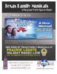 Winter 2012 - The City of Grand Prairie Parks and Recreation ... - Page 2