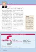 Gute Bekannte2/2008 - Stadtwerke Weimar - Seite 2