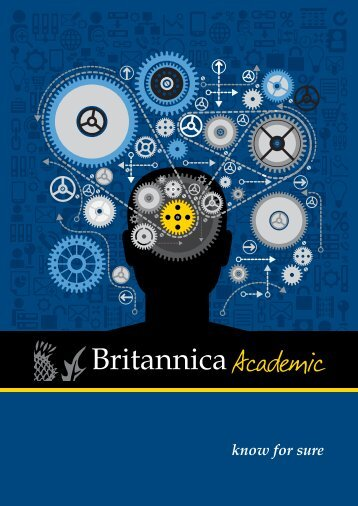 Britannica Online Academic Edition Flyer - Jisc Collections