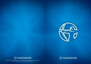 HAGEMEYER Deutschland GmbH & Co. KG · Hauptverwaltung ...