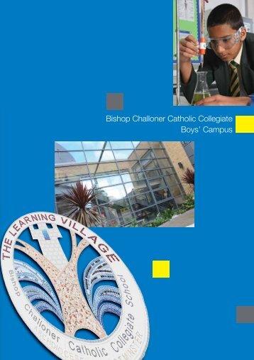 Bishop Challoner Catholic Collegiate Boys' Campus - Hays