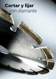 Cortar y lijar con diamante - Herramientas eléctricas