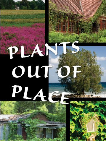 Plants Out of Place - Rourke Publishing eBook Delivery System
