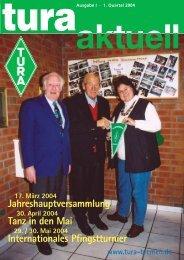 Schon gehört - TURA Bremen eV