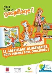 LE GASPILLAGE ALIMENTAIRE - Artois Comm.