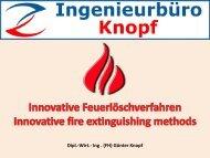 Dipl.-Wirt.- Ing . (FH) - Brandschutz Knopf