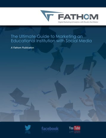 Download the Essential School Guide to Social Media - Fathom