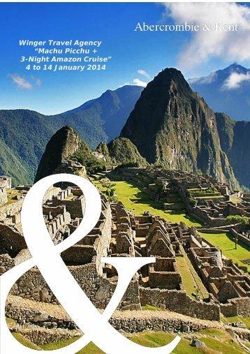 4 to 14 January 2014