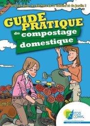 Guide pratique du compostage domestique - Environnement - Artois ...