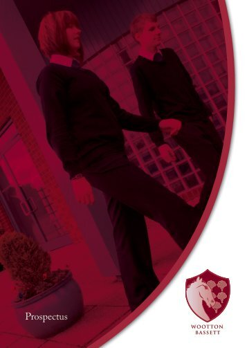 Click here to download the School prospectus for 2011/2012 - Hays
