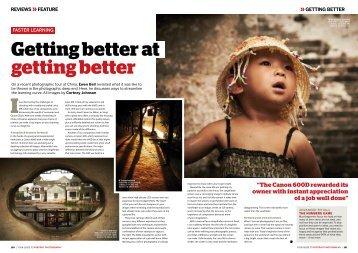 Getting better at getting better - Ewen Bell